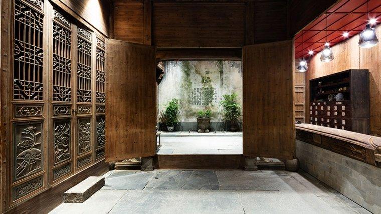 renovacion casa madera tradicional