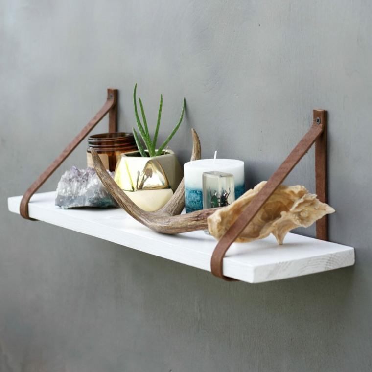 repisas flotantes-originales-decorar-interiores