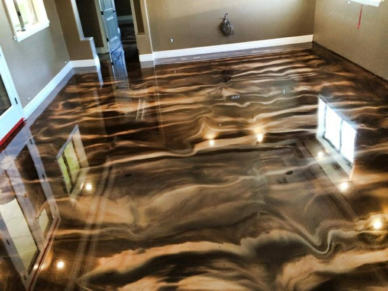 resina de epoxi-decorar-suelos
