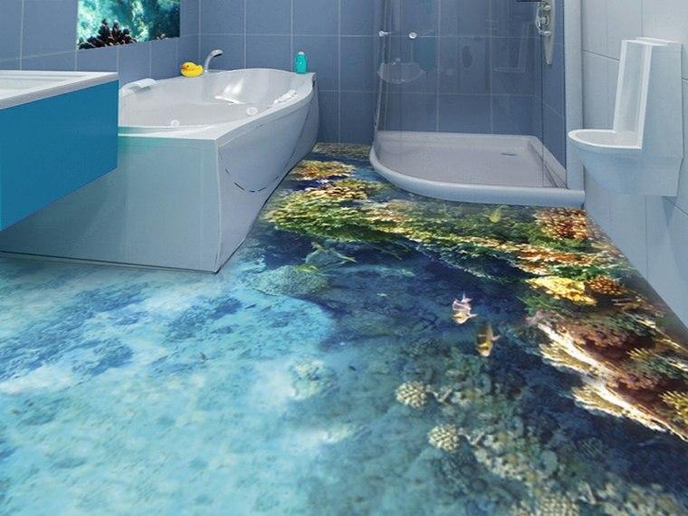 resina epoxi-decorar-suelo-bano