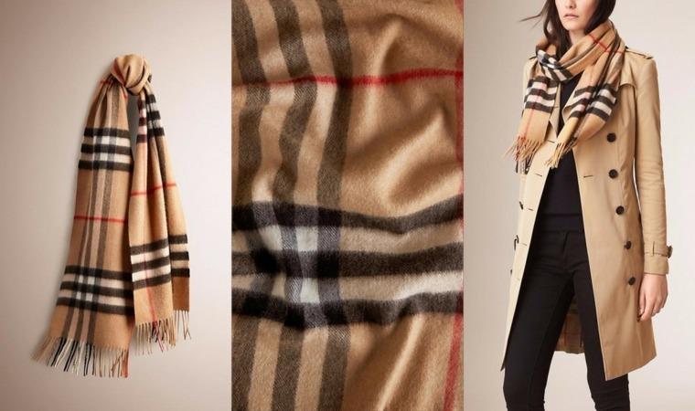 ropa moderna para mujer-bufanda