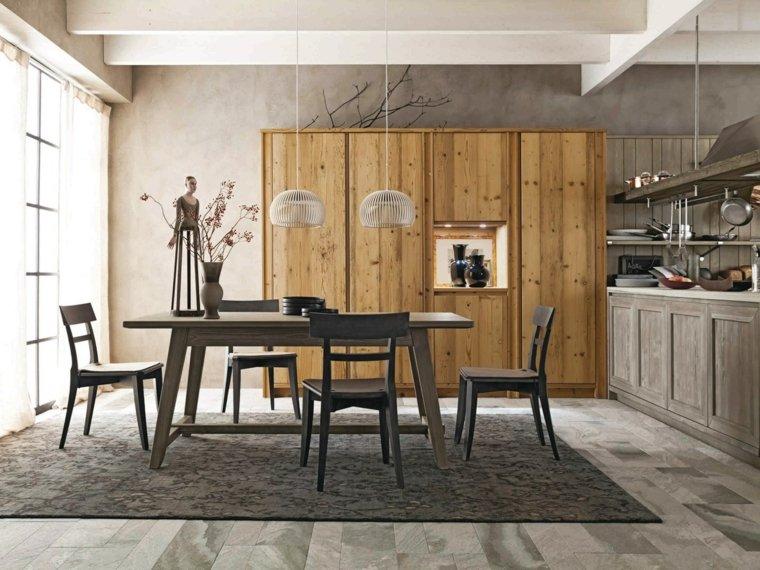 roperos-modernos-madera-comedor-ideas