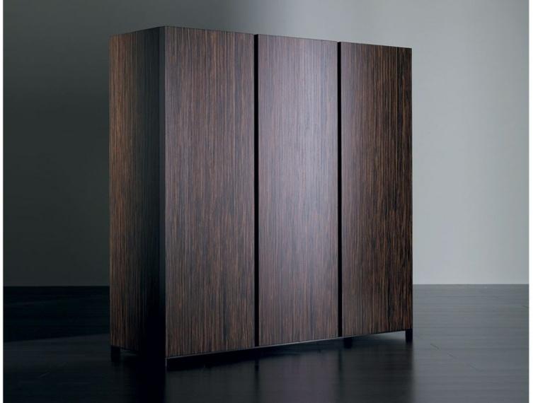 roperos modernos-madera-diseno-meridiani