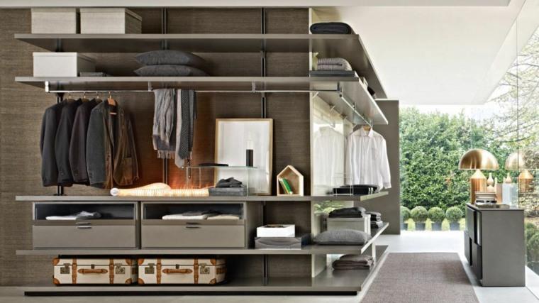 roperos modernos-madera-estilo-contemporaneo