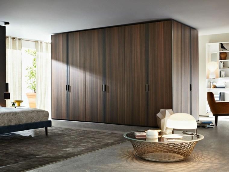 roperos modernos-madera-estilo-original-dormitorio