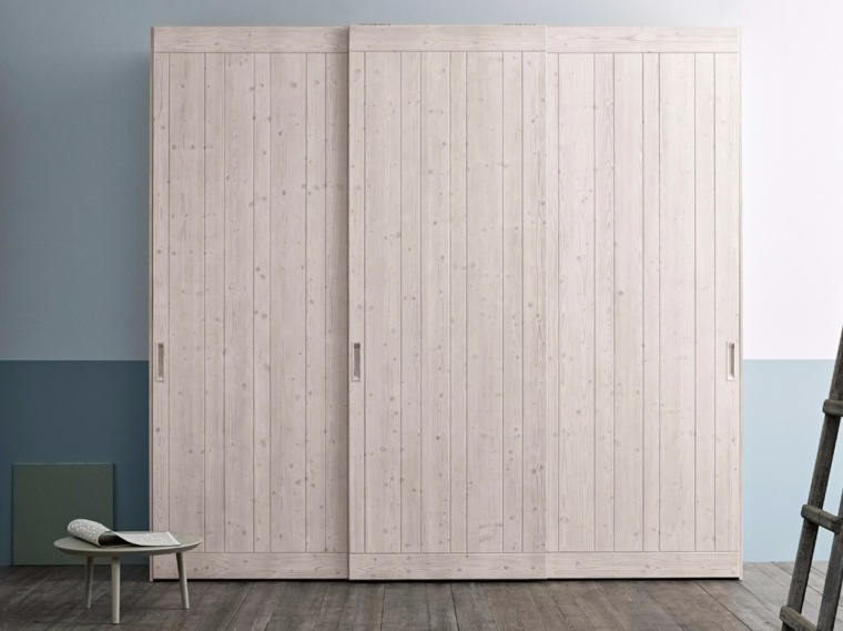 roperos modernos-madera-opciones-estilo-casa