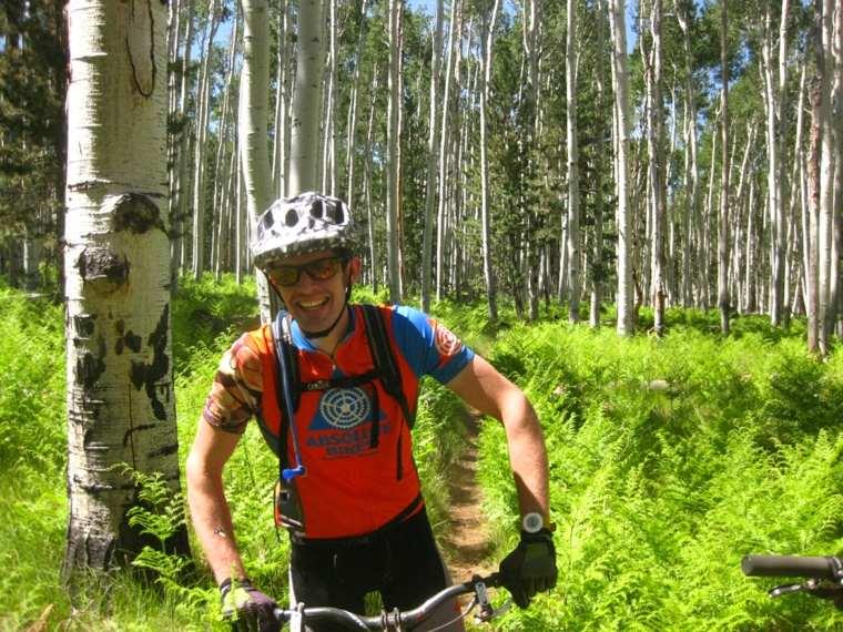 caminos para bicicletas de montaña por Mexico