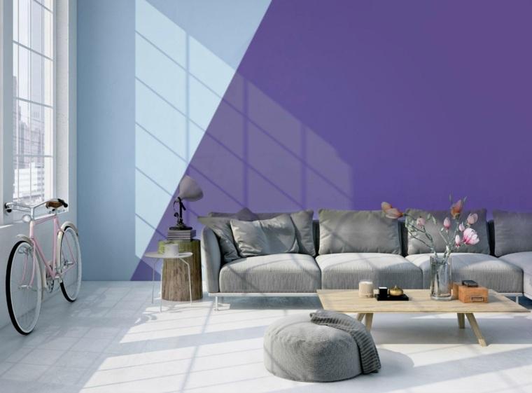 significado del color violeta-interiores
