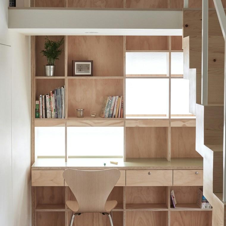 tablones de madera escritorio