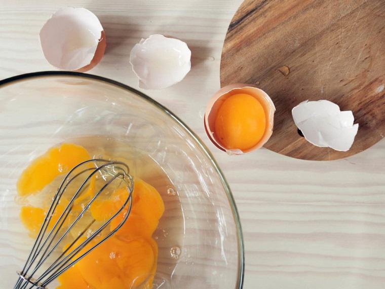 tipos de comida llema huevos