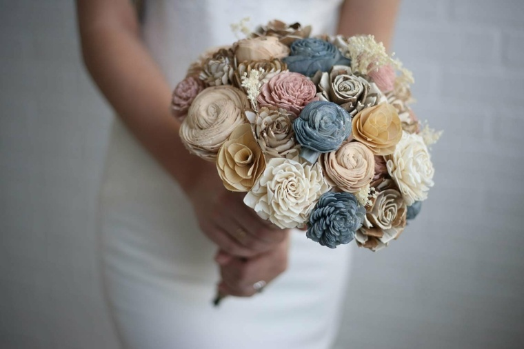 tipos de flores para bodas-rusticas
