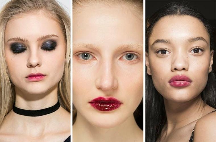 tips para maquillajerse-labios-modernos