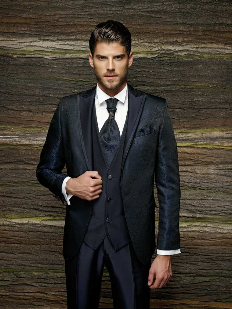 View in gallery trajes-novio-bellos-disenos-20180inspiracion Trajes de novio  2018 – La guía completa para elegir su traje ... e9109abb15f
