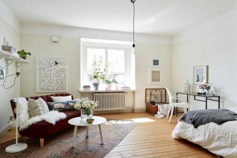 Trucos de interiorismo para agrandar espacios