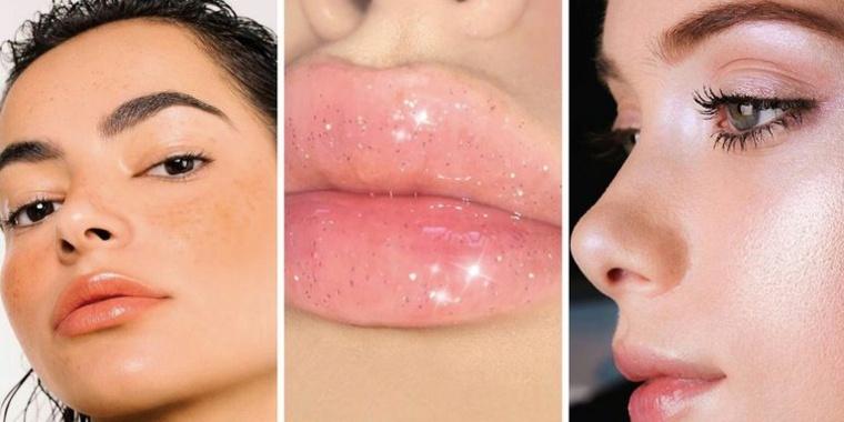 trucos maquillaje ojos-labios-modernos