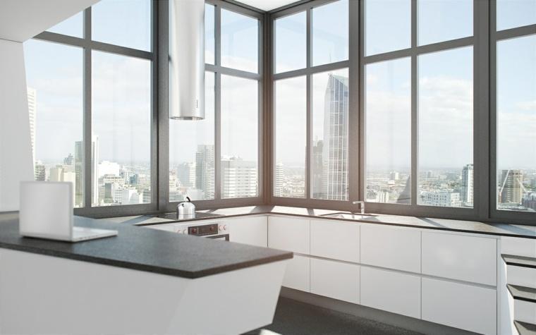 marcos de ventanas de fibra de vidrio