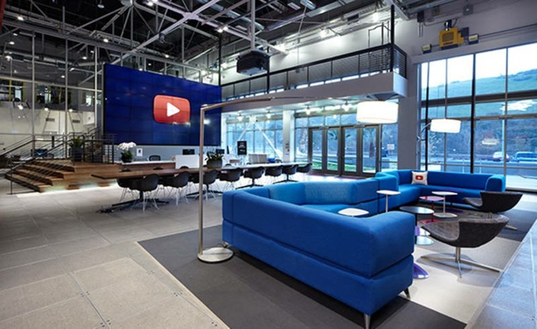 YouTube Work Space, Los Angeles
