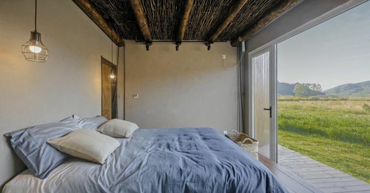 yurta dormitorio