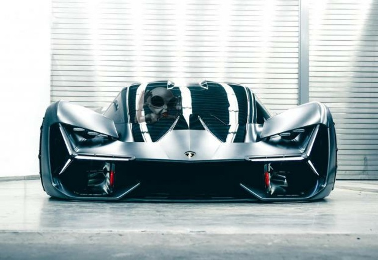 automóvil Lamborghini
