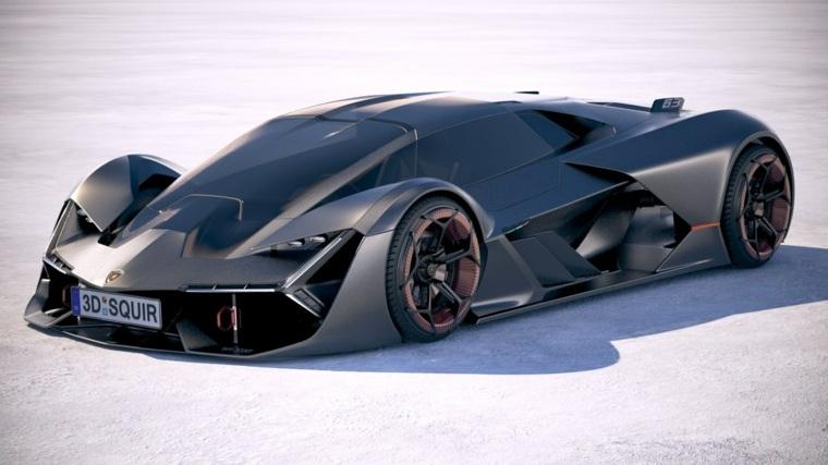 nuevo Lamborghini Terzo Millennio