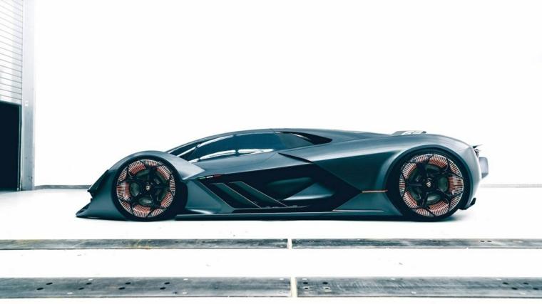 estupendo Lamborghini Terzo Millennio