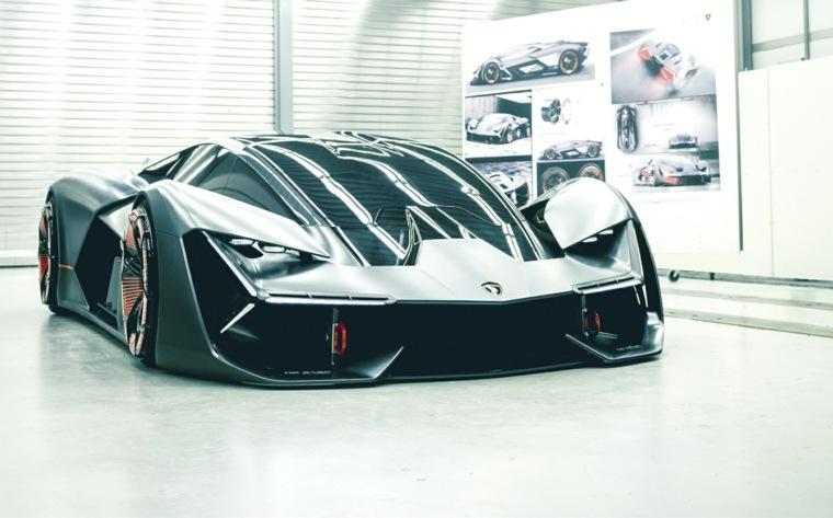 automóvil Terzo Millennio