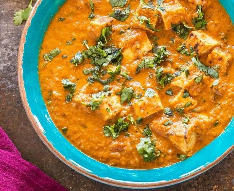 Tofu Tikka-Masala-receta