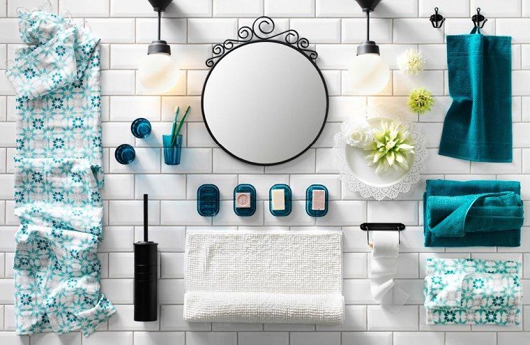 accesorios-bano-blanco-azul-opciones