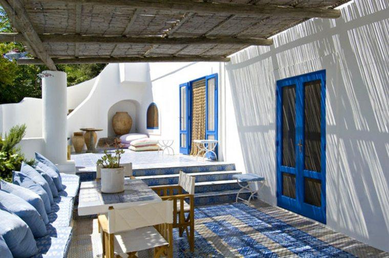 terrazas estilo chill out