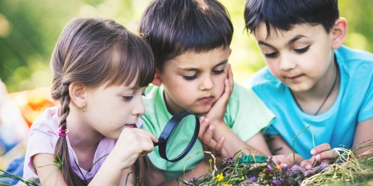 actividades recreativas para niños explorar