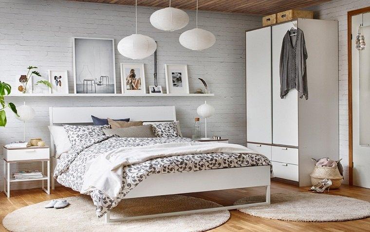 Dormitorios ikea los mejores dise os para el 2018 - Foto chambre a coucher ...