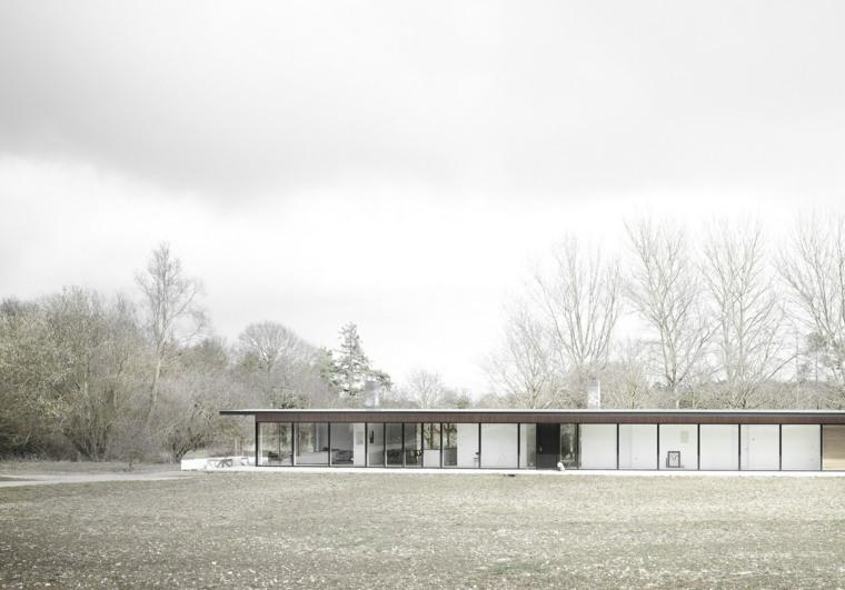 características del diseño de casas minimalistas