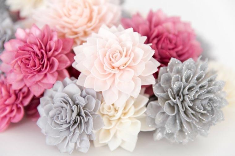arreglos florales-bodas-modernas-elegantes