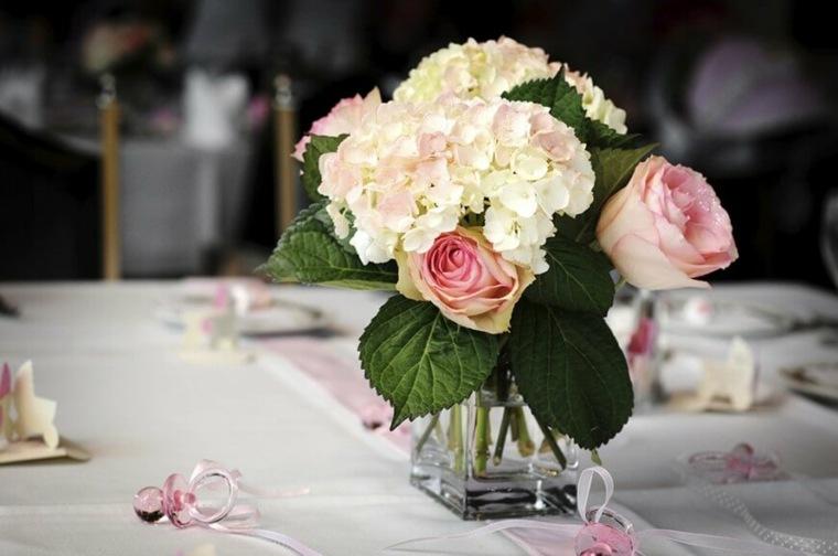 arreglos florales elegantes-decoracion-bodas