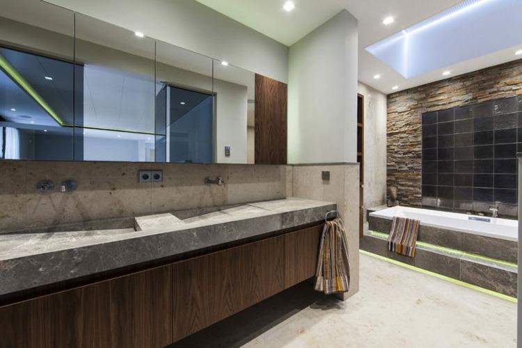 baños modernos espectaculares elegantes