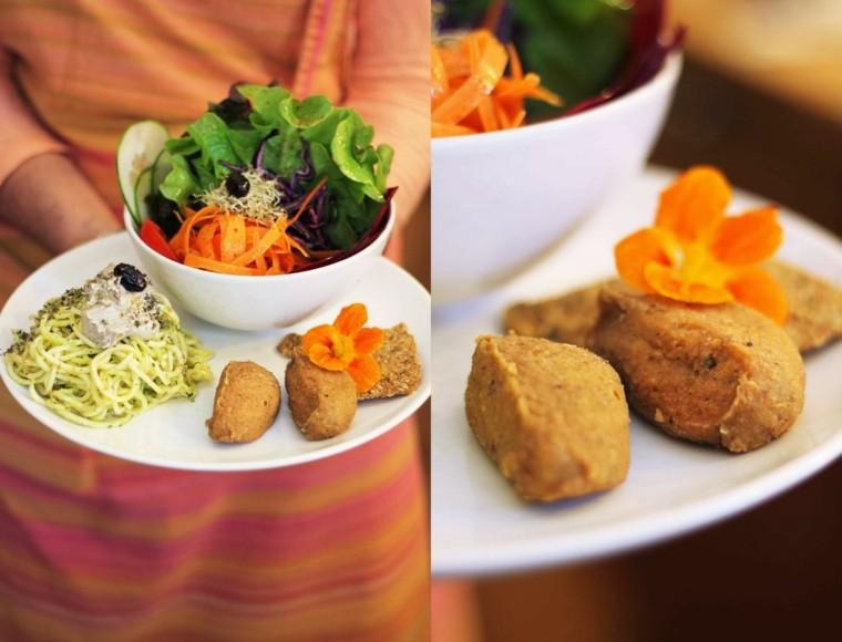 Restaurantes veganos - Bionéctar Organic Art Food