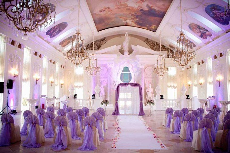 boda-camino-altar-purpura-opciones