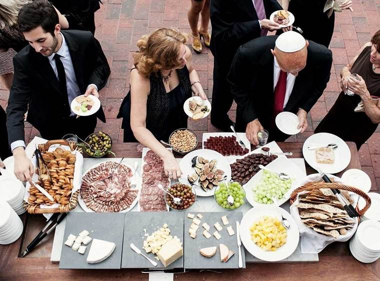 boda-comida-ideas-originales