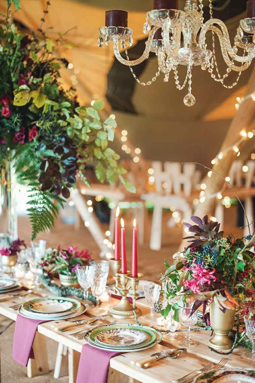 boda-lujo-velas-flores-decoracion-opciones