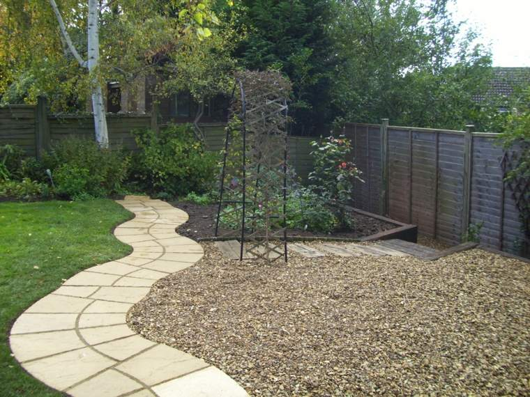 decorative stone for gardens