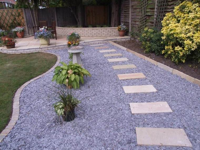 piedra decorativa para jardines