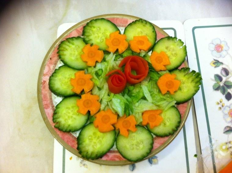 buscar recetas de cocina-ensaladas-decoradas