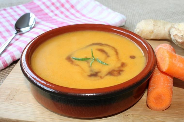 buscar recetas de cocina-zanahorias-limon