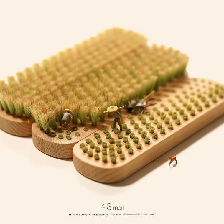 calendarios cepillos-trigo