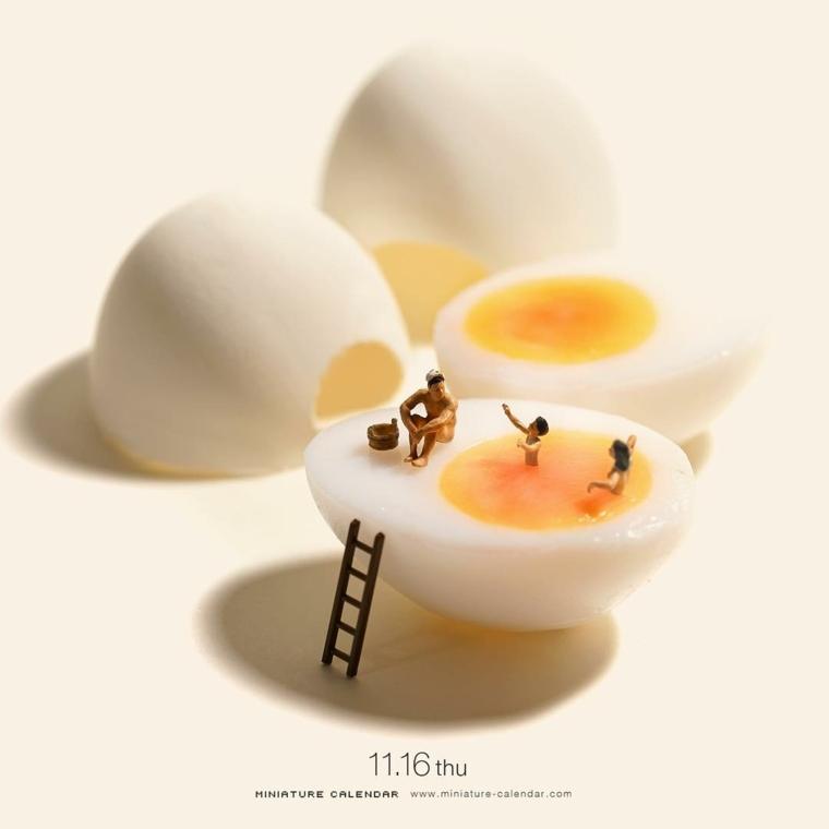 calendarios en-miniatura-huevos