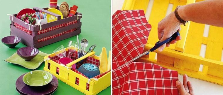 canasta-de picnic