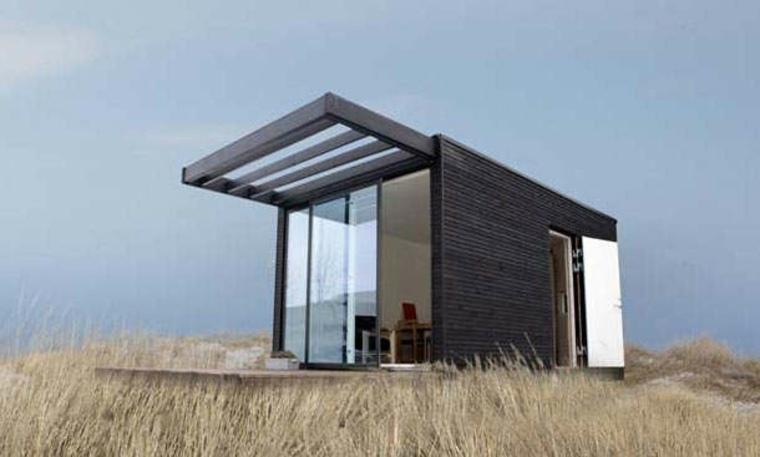 impresionantes diseños de casas minimalistas de una planta