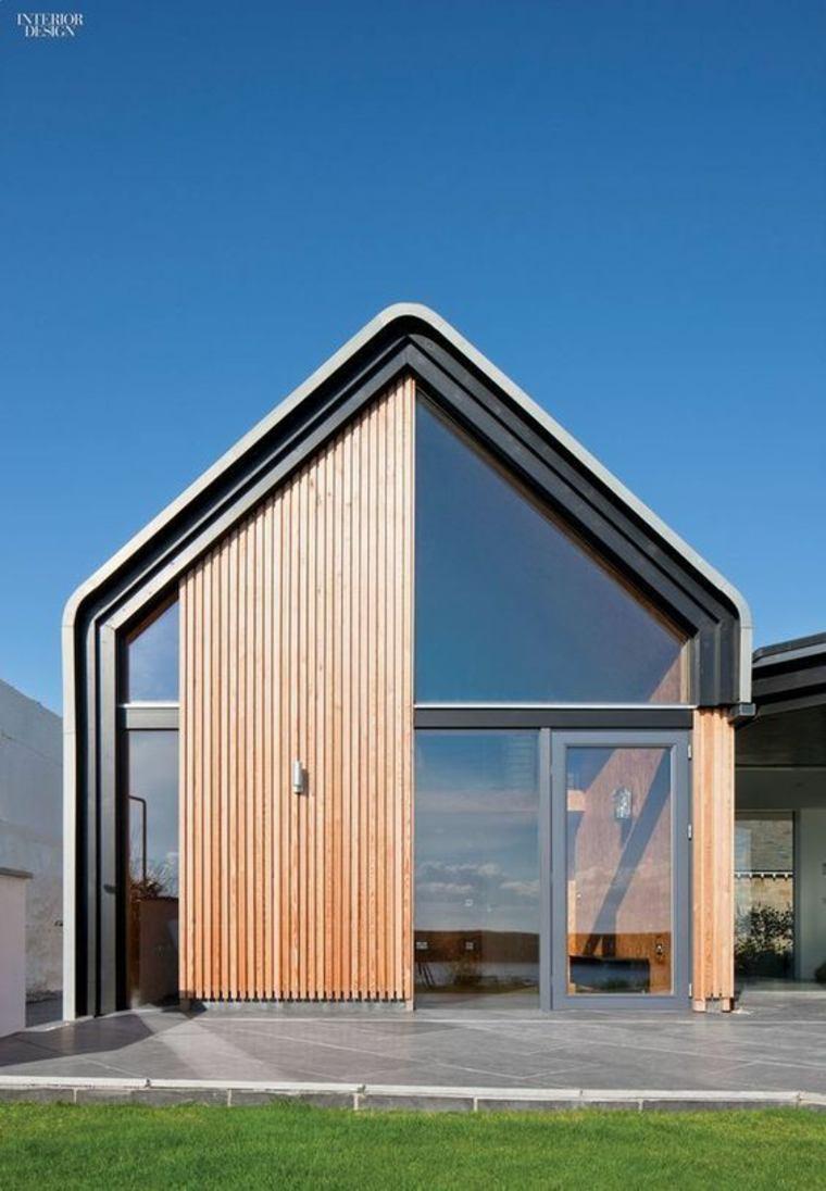 casa de una planta minimalista