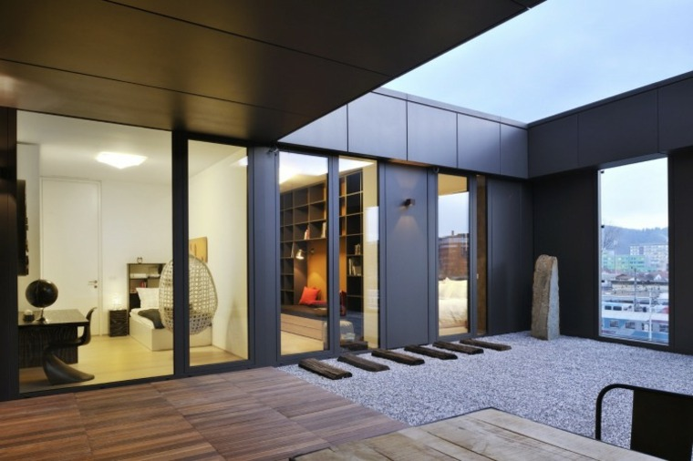 casa-moderna-jardin-estilo-simple-zen