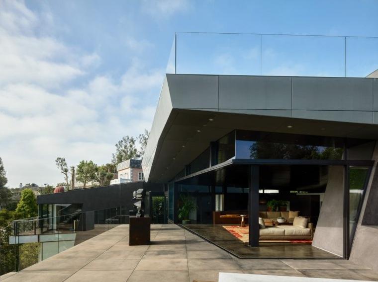 Minimalismo y estilo - Barrington Residence por Eric Rosen Architects
